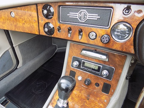 MG Roadster MGB Roadster 54