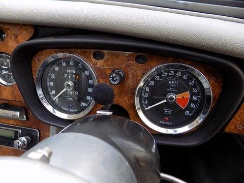 MG Roadster MGB Roadster 55