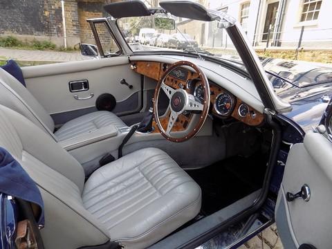 MG Roadster MGB Roadster 56
