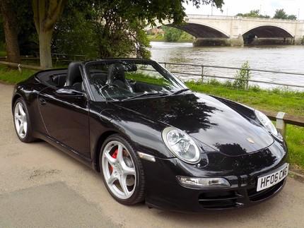 Porsche 911 997 CARRERA 2 TIPTRONIC S