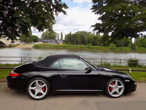 Porsche 911 997 CARRERA 2 TIPTRONIC S 5