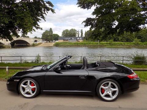 Porsche 911 997 CARRERA 2 TIPTRONIC S 6