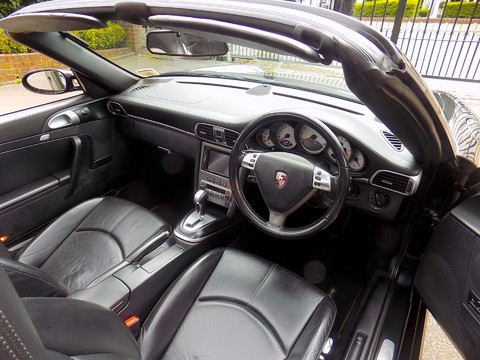 Porsche 911 997 CARRERA 2 TIPTRONIC S 7