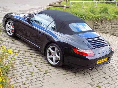 Porsche 911 997 CARRERA 2 TIPTRONIC S 16