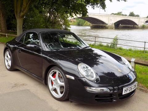 Porsche 911 997 CARRERA 2 TIPTRONIC S 31