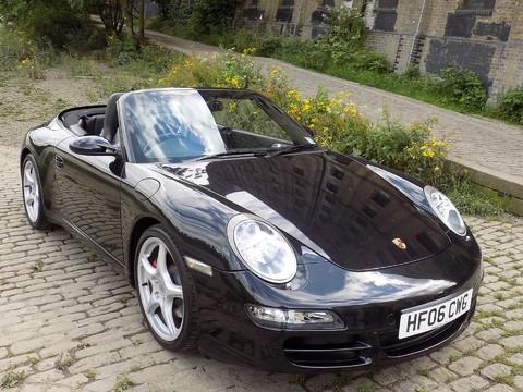 Porsche 911 997 CARRERA 2 TIPTRONIC S 14