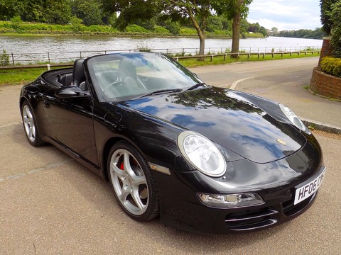 Porsche 911 997 CARRERA 2 TIPTRONIC S 66