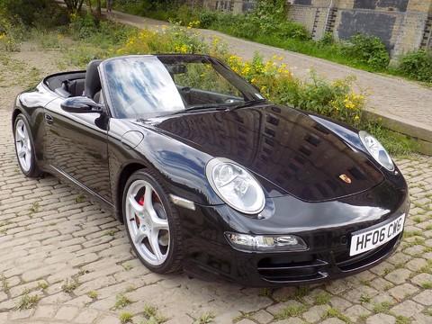Porsche 911 997 CARRERA 2 TIPTRONIC S 75