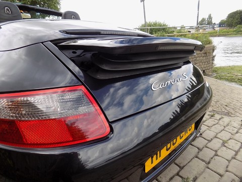 Porsche 911 997 CARRERA 2 TIPTRONIC S 4