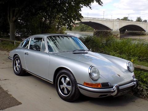 Porsche 911 911L 2.0 SWB 1