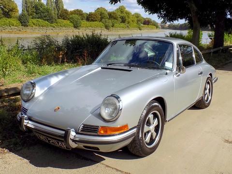 Porsche 911 911L 2.0 SWB 3