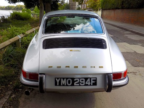 Porsche 911 911L 2.0 SWB 7