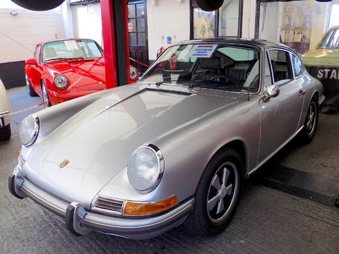 Porsche 911 911L 2.0 SWB 53