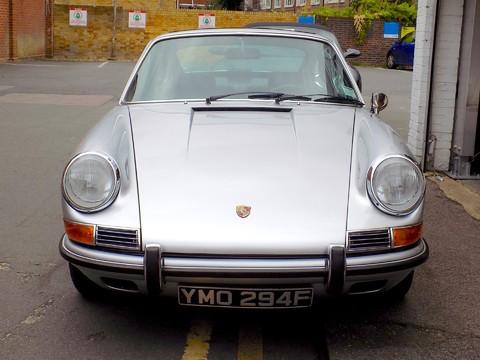 Porsche 911 911L 2.0 SWB 66