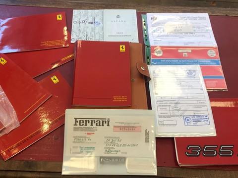 Ferrari F355 F355 GTS F1 51