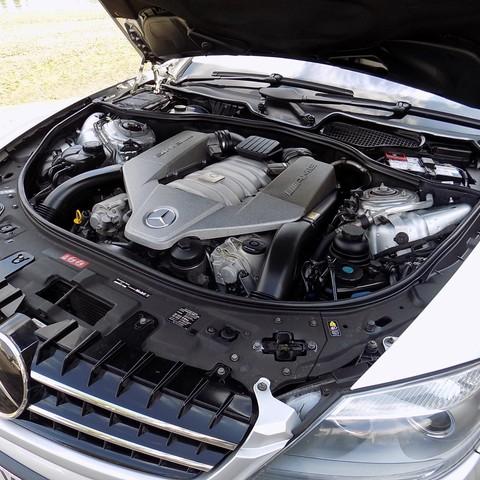Mercedes-Benz CL CL63 AMG