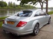 Mercedes-Benz CL CL63 AMG 4