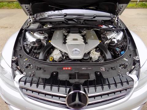 Mercedes-Benz CL CL63 AMG 9