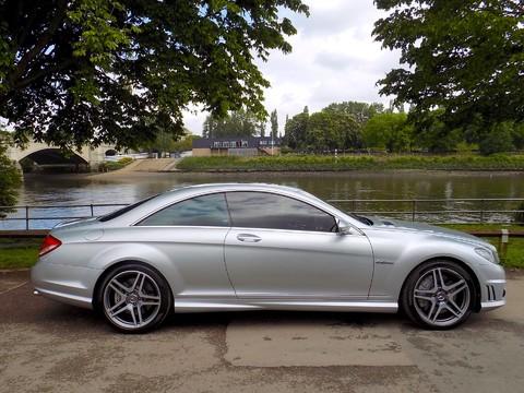 Mercedes-Benz CL CL63 AMG 10