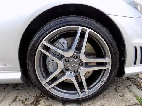 Mercedes-Benz CL CL63 AMG 22