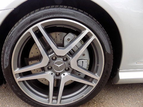 Mercedes-Benz CL CL63 AMG 24
