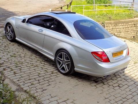 Mercedes-Benz CL CL63 AMG 27