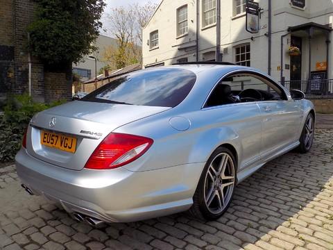 Mercedes-Benz CL CL63 AMG 28