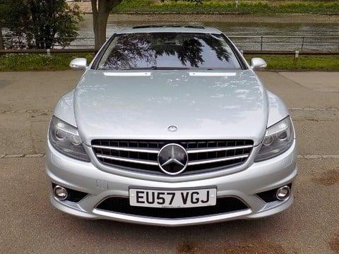 Mercedes-Benz CL CL63 AMG 30