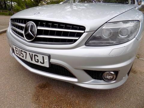 Mercedes-Benz CL CL63 AMG 32