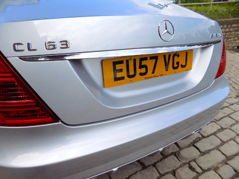 Mercedes-Benz CL CL63 AMG 35