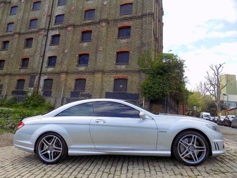 Mercedes-Benz CL CL63 AMG 48