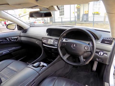 Mercedes-Benz CL CL63 AMG 53