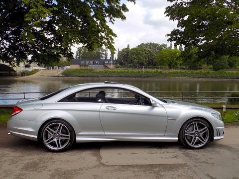 Mercedes-Benz CL CL63 AMG 55