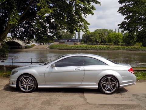 Mercedes-Benz CL CL63 AMG 56
