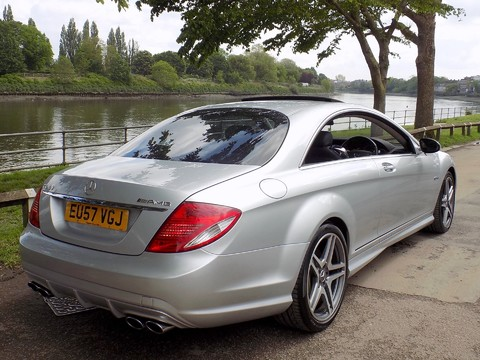Mercedes-Benz CL CL63 AMG 59