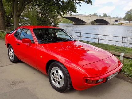 Porsche 924 924 S