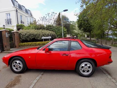 Porsche 924 924 S 29