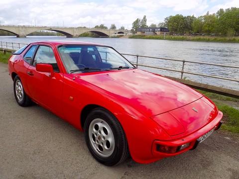 Porsche 924 924 S 30
