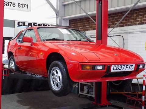 Porsche 924 924 S 39