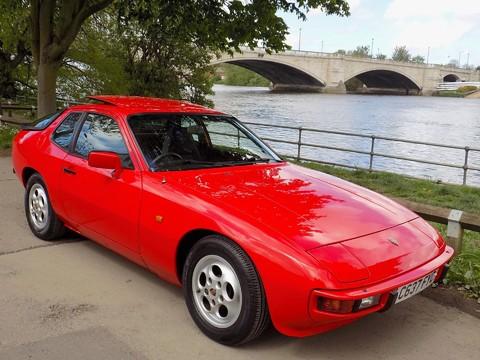 Porsche 924 924 S 47