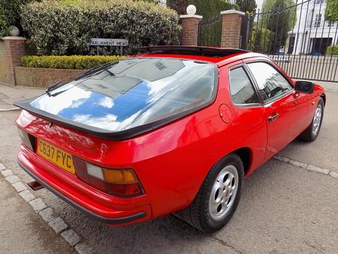 Porsche 924 924 S 49