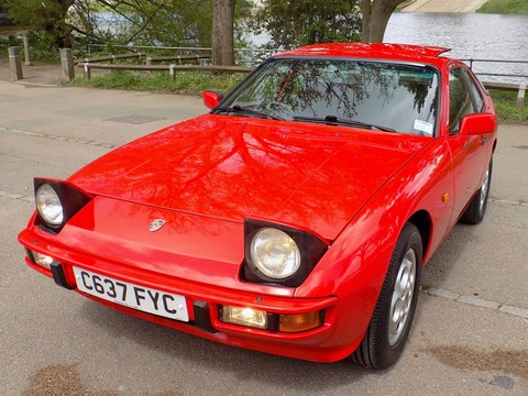 Porsche 924 924 S 1