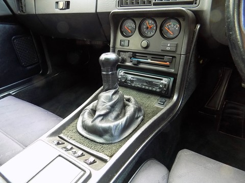 Porsche 924 924 S 2