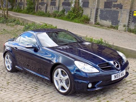 Mercedes-Benz SLK SLK55 AMG 1