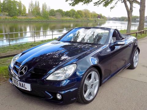 Mercedes-Benz SLK SLK55 AMG 3