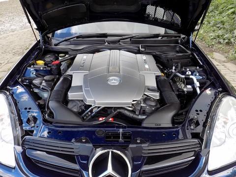 Mercedes-Benz SLK SLK55 AMG 8