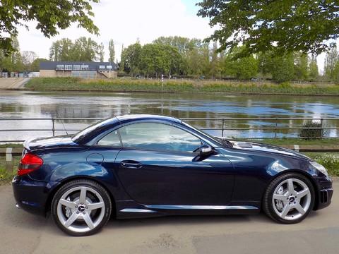 Mercedes-Benz SLK SLK55 AMG 9