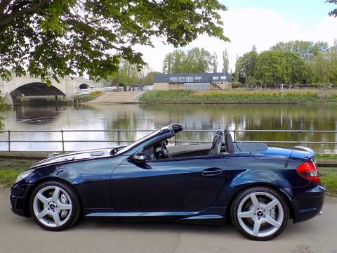 Mercedes-Benz SLK SLK55 AMG 10