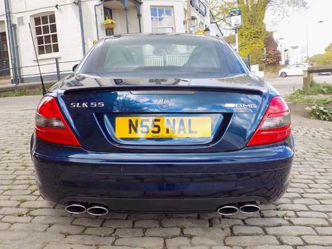 Mercedes-Benz SLK SLK55 AMG 11