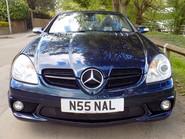 Mercedes-Benz SLK SLK55 AMG 12